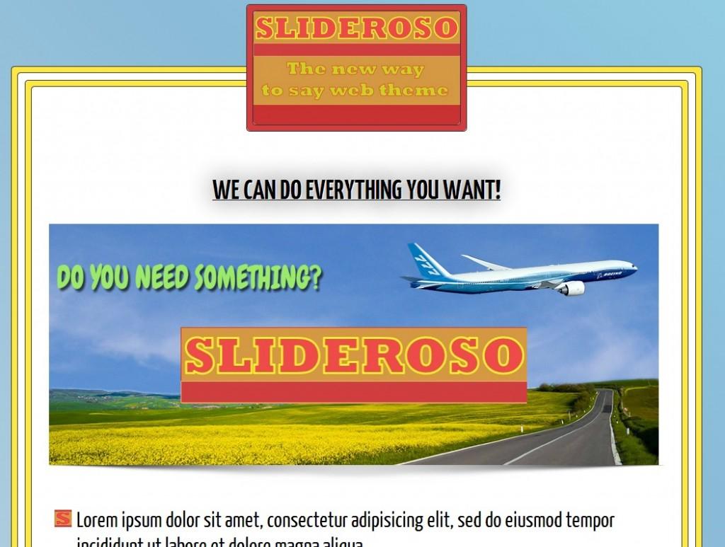 slideroso-theme